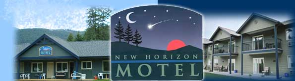 New Horizon Motel Reservations 1-888-859-0159